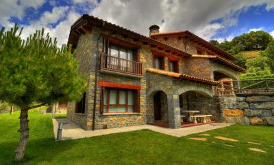 Casa Margarita, Casas Ordesa