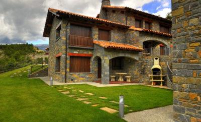 Casa Edelweiss, Casas Ordesa