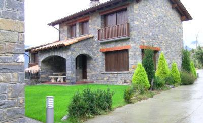 Casa Lavanda, Casas Ordesa