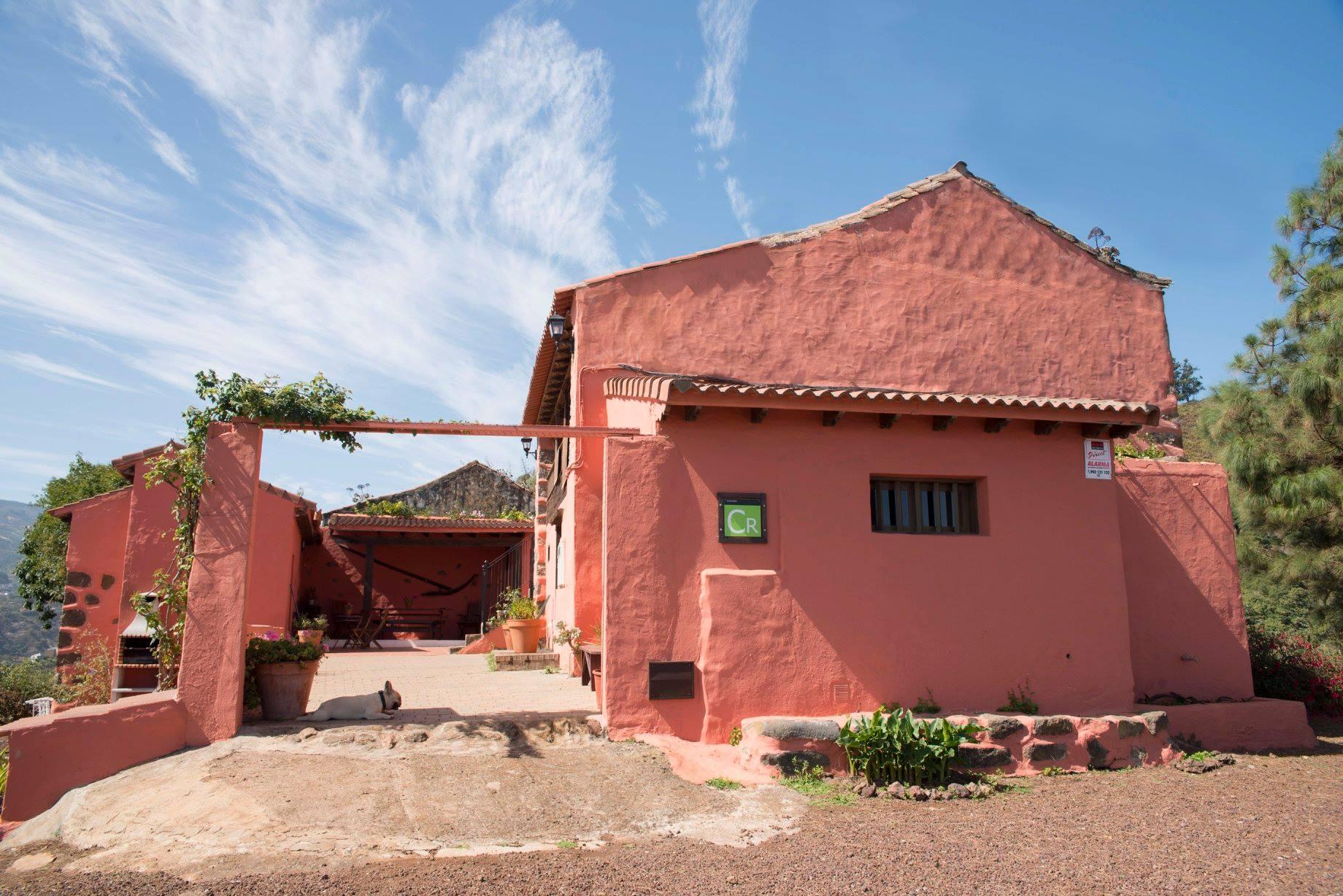 Casa rural la caldera las palmas wishrural - La casa de las calderas ...