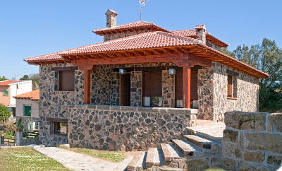 Casa Valdebruna de Gredos