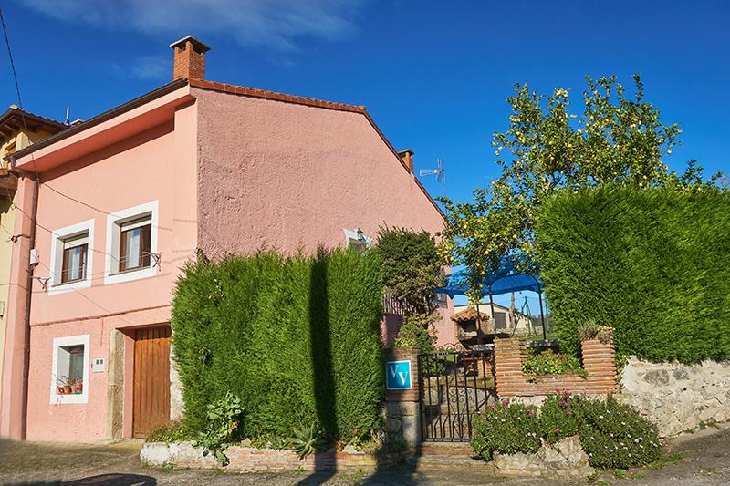 Casa El Corral De Encima En San Roque Del Acebal Llanes Asturias