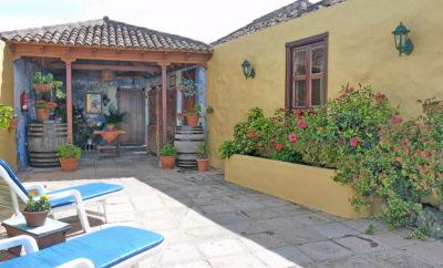 Casa Los Pajeros  (Finca Las Breveritas)
