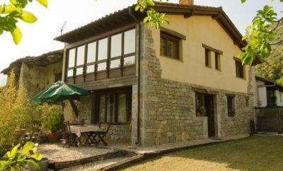 Casa El Jardín de la Abuela