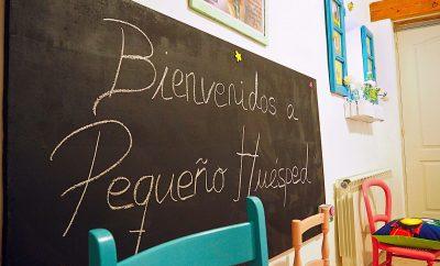 Casa rural infantil Pequeño Huésped