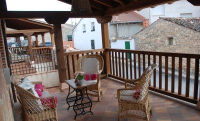 Casa rural Hoces del Duratón – El Convento
