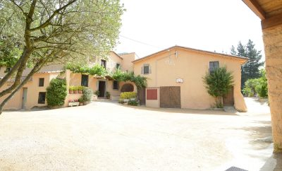 Turisme Rural Mas Romeu.- La Masia