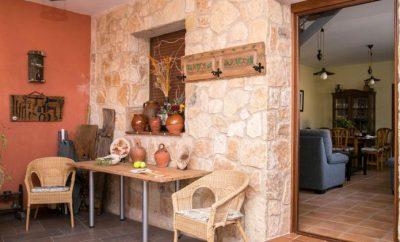 Casa rural «LA RIBERA DEL RÍO SAN JUAN»